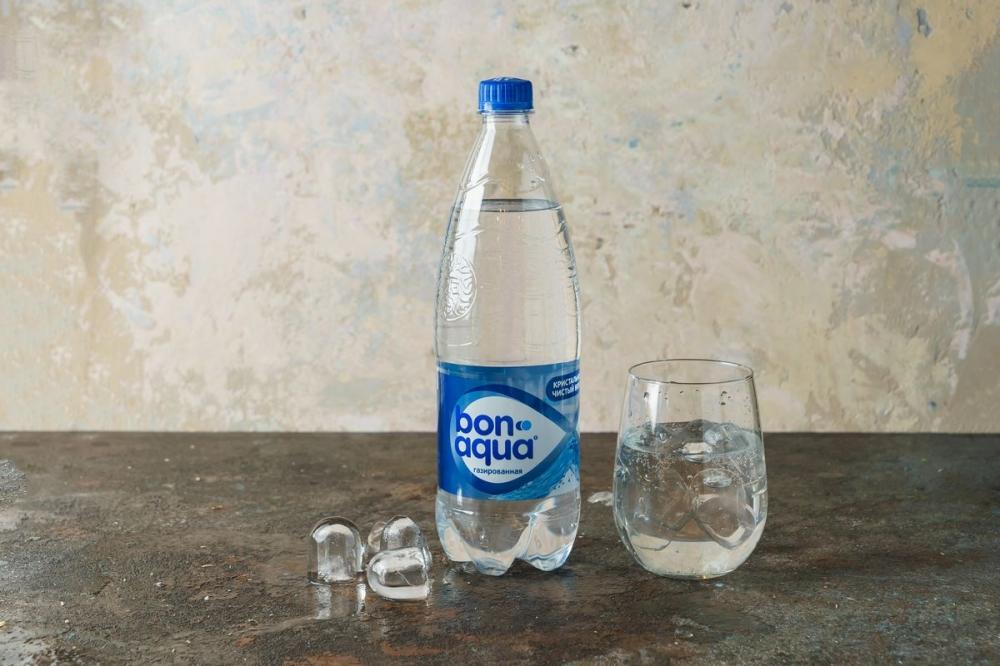 Минеральная вода Bon aqua